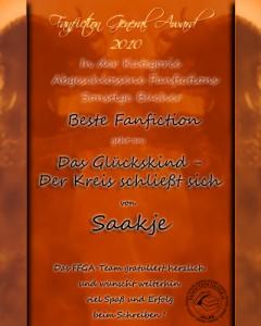 FF-Award 2010 Beste FanFiction